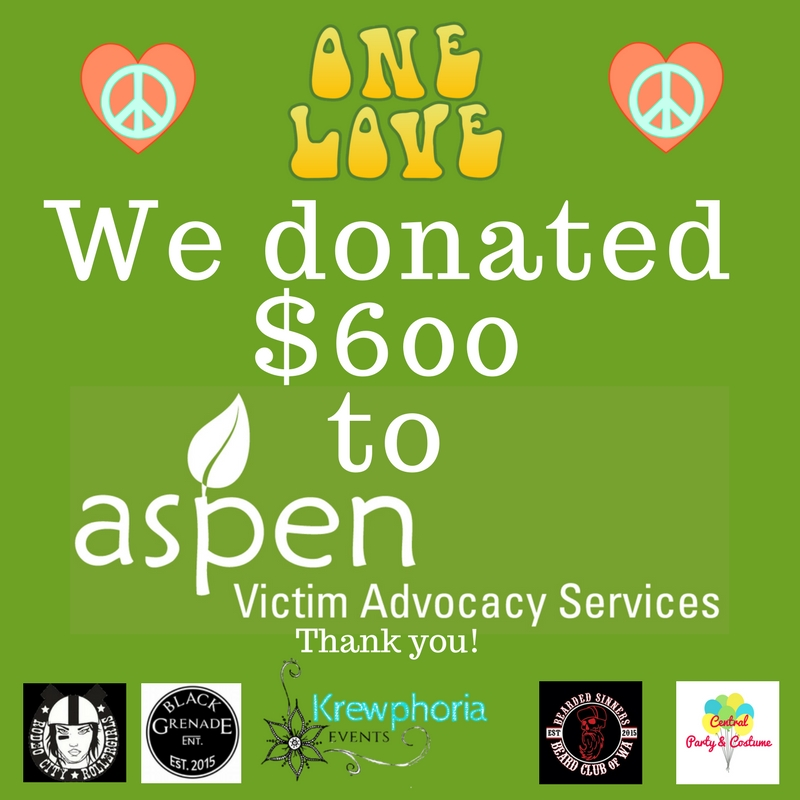 ASPEN donation