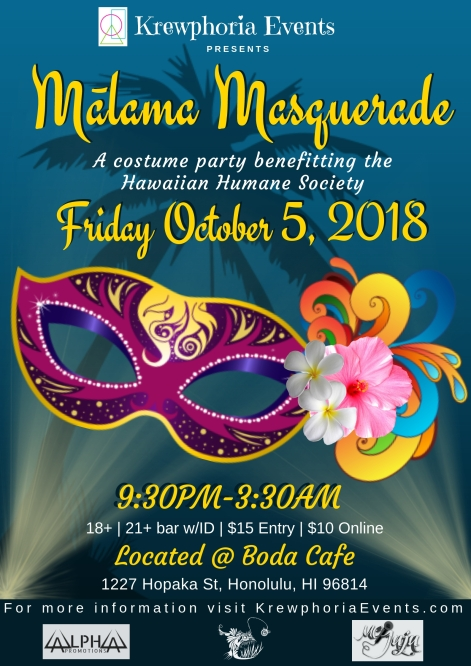 Mālama Masquerade_Final Poster